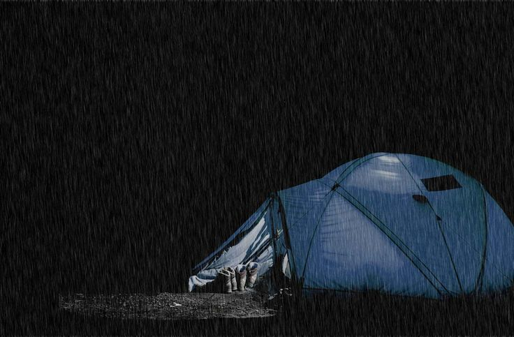 Rain On A Tent | Online Rain Noise Generator and other sounds