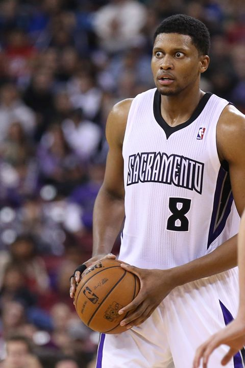 Sacramento Kings Rudy Gay