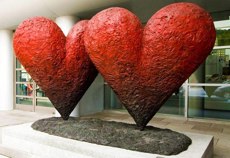 Jim Dine, Hearts