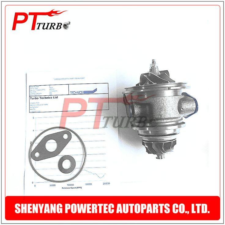 Brand new turbocharger for Ford Fiesta 1.6 TDCI TZJA 95HP 2010- Cartridge core CHRA 49377-02013 / 49373-02003 / 49373-02002 #Affiliate