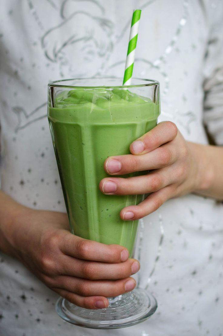 Recipe: Creamy Avocado Lassi — Drink Recipes from The Kitchn
