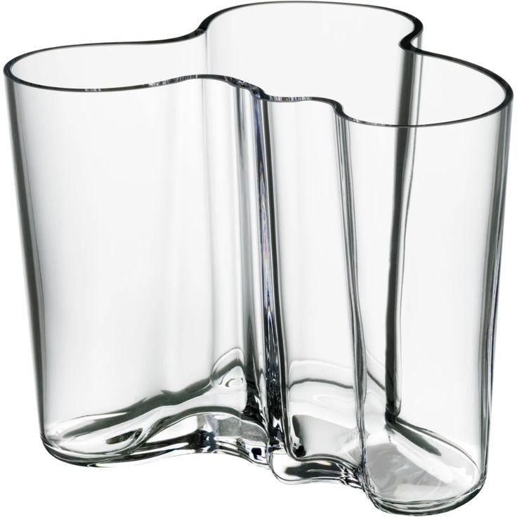 Iittala Aalto Vase 4 75 Inches In 2020 Alvar Aalto