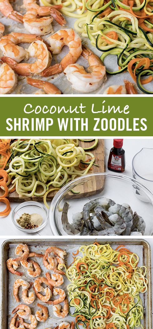 Everything cooked on one sheet pan? Count us in. This sheet pan shrimp recipe calls for McCormick Lime Extract instead of zest for a more concentrated flavor, plus McCormick red pepper for added heat to this easy Lent recipe. Serve baked shrimp over warm zucchini noodles, yellow squash and carrot spirals for an elegant presentation – and amazing taste.