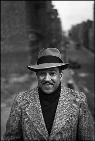Langston Hughes, Harlem Renaissance poet, was born in Kansas. I saw him speak there in the mid-Sixties.