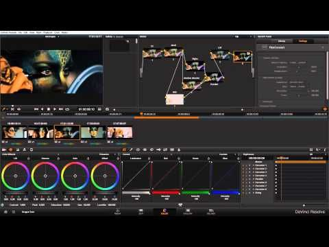 Film Convert and Davinci Resolve 10 (Perfect Marriage) - YouTube