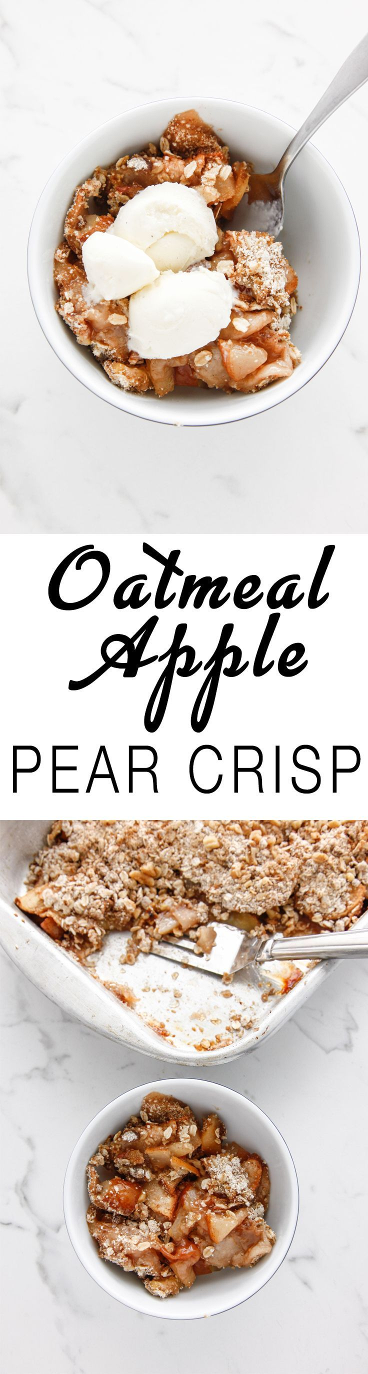 ... about Apple Pear Crisp on Pinterest | Pear Crisp, Apple Pear and Pears