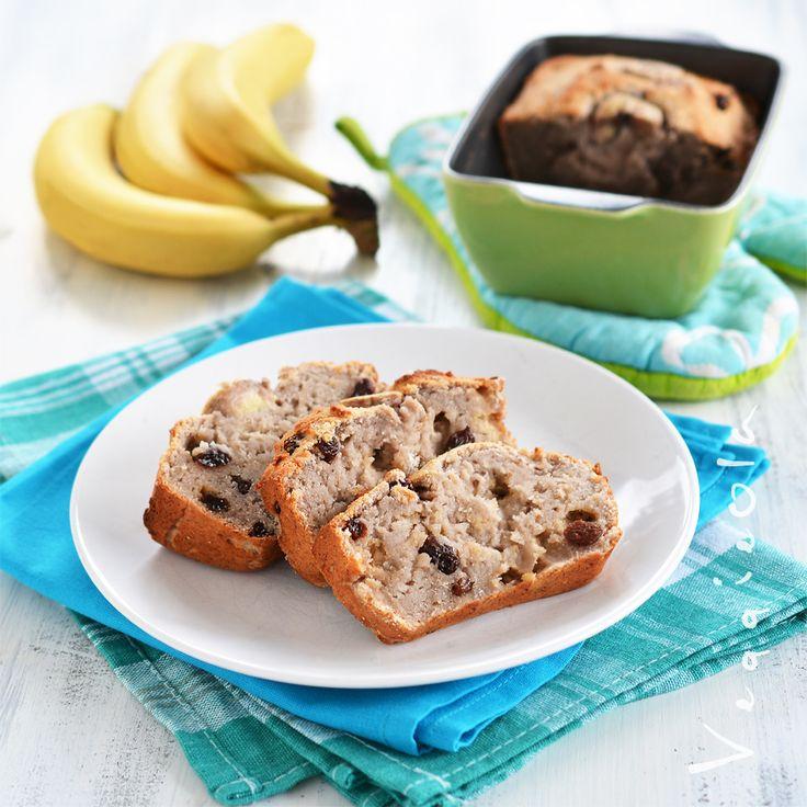 veggieola: Chlebek bananowy – idealne śniadanie