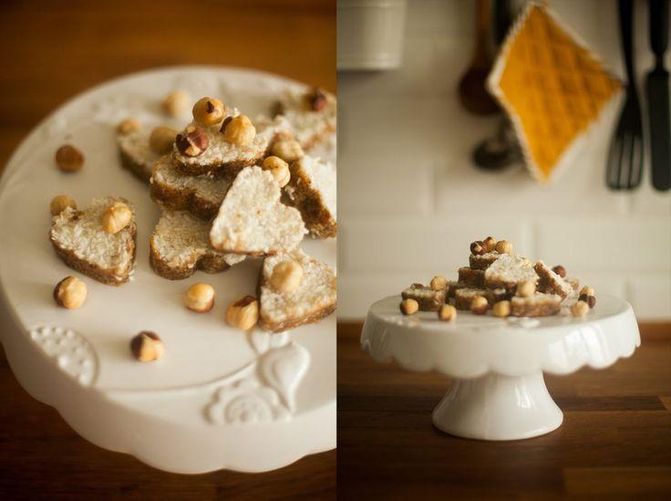 Рецепт вегетарианских, сыроедных пирожных без сахара и без выпечки