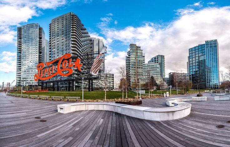 New York City Feelings - Long Island City Waterfront by @javanng