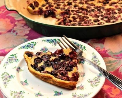 Mother's Day Clafouti Recipe