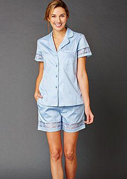Welcome spring with a sale on all cotton sleepwear. Ends at midnight.