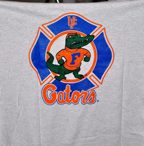 Gator firefighter shirt