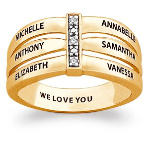 1000 Images About Best Mothers Day Rings On Pinterest
