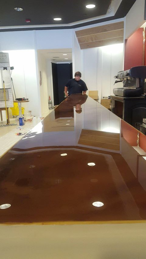 Get That Perfect Deep High Gloss Finish On Your Concrete
