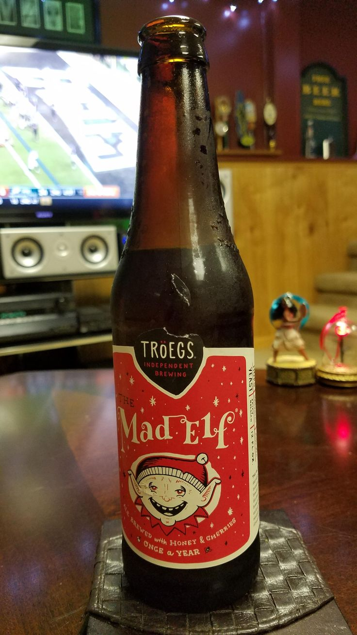 Troegs Mad Elf #FavoriteBeers #summershandy #beers #footy #greatnight #beer #friends #craftbeer #sun #cheers #beach #BBQ