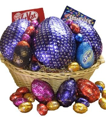 The 25 best easter hampers ideas on pinterest birthday hampers ultimate easter easter hamper easter coupons gifts choclate negle Images