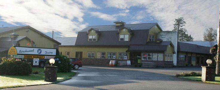birchwood dairy...tour the farm, country store, petting zoo, gourmet ice cream