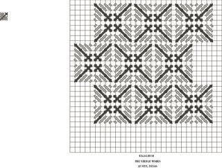 April 6 - Excalibur stitch diagram