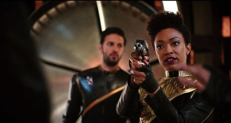 'Star Trek: Discovery': Jonathan Frakes Reveals the Mirror Universe | Inverse