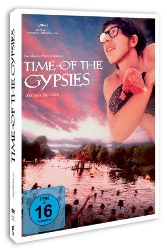 Time of the Gypsies.  Emil Kusturica, Yugoslavia