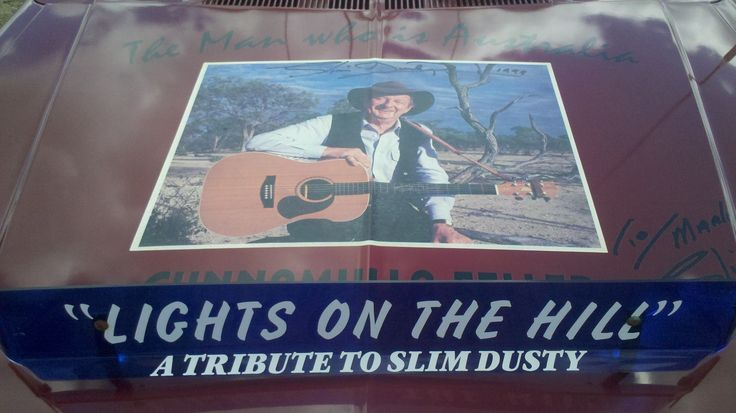 #aussie #outback #DeniUteMuster #SlimDusty