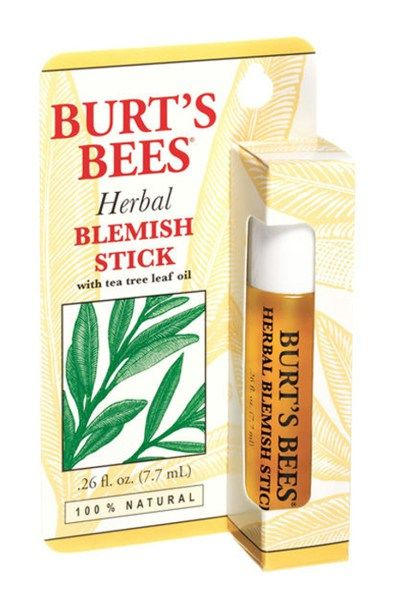 Pregnancy Acne? Burt's Bees Blemish Stick is the perfect solution.