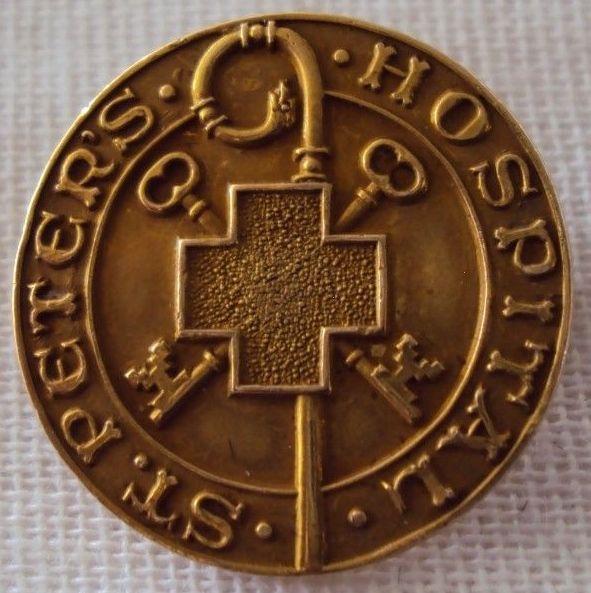 St. Peter's Hospital School of nursing, ?NJ