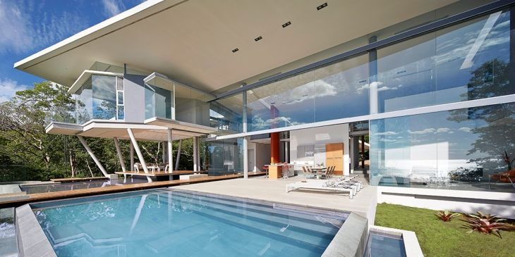 This Costa Rica Modern Getaway Can Be Yours For 5 4m Houses In