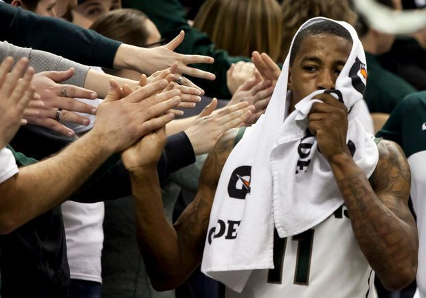 Tom Izzo suggests enduring Keith Appling's short-term problems will lead to long-term answers for Spartans | MLive.com