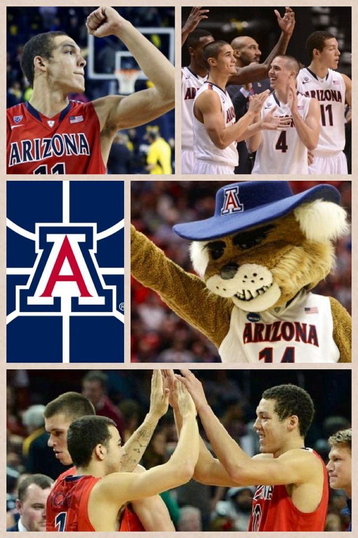 2017-18 Men's Basketball Schedule - University of Arizona ...