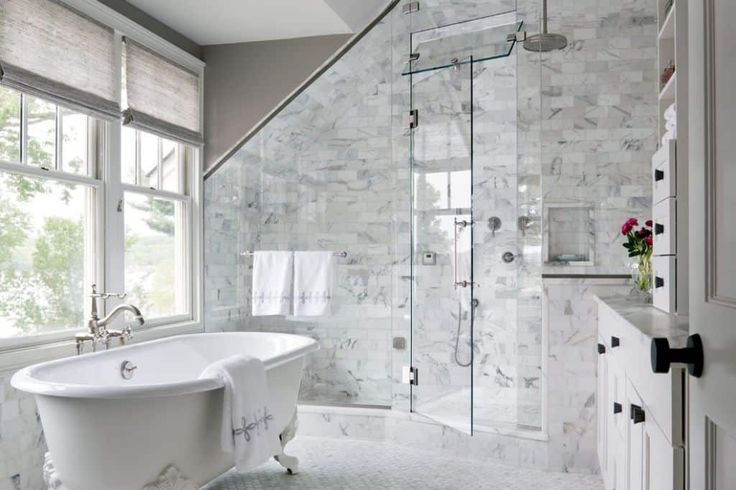 Ways To Clean Your Bathroom Shower Tiles