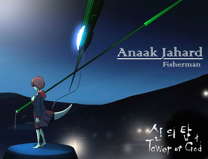 Anaak Jahad | Tower of God manga