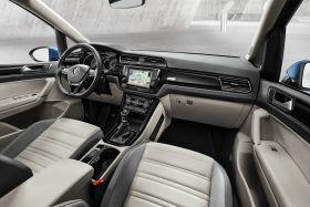 Intérieur Volkswagen Touran 2015