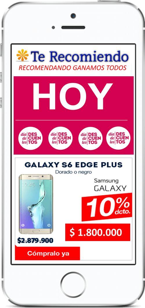 descuentos increíbles en tu móvil  www.terecomiendo.co