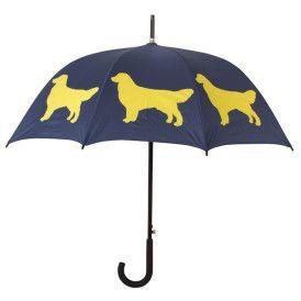 Golden Retriever Umbrella | Gifts For Dog Lovers Australia