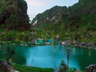 Paradise found: The Banjaran Hot Springs Resort, Malaysia :)