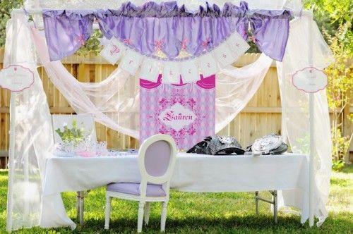 Princess Aurora Birthday Party