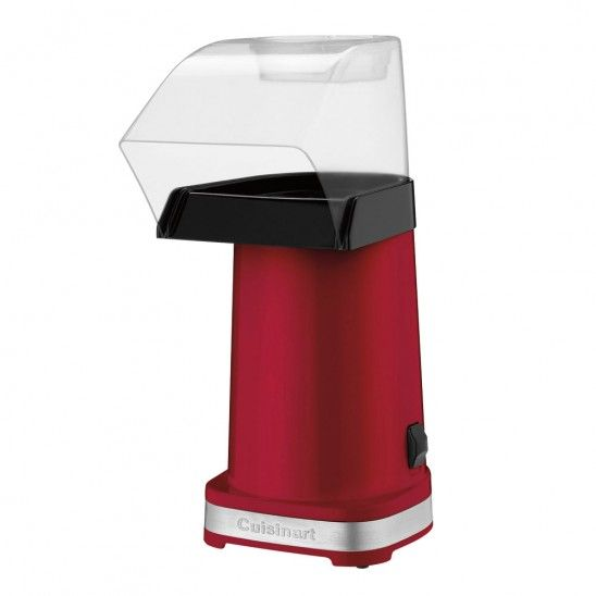 Cuisinart Easy Pop Pop Corn Machine Red