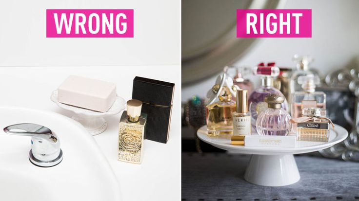 19 Fragrance Hacks to Make You Smell Amazing All the Time #fragrance #smellgood #perfume