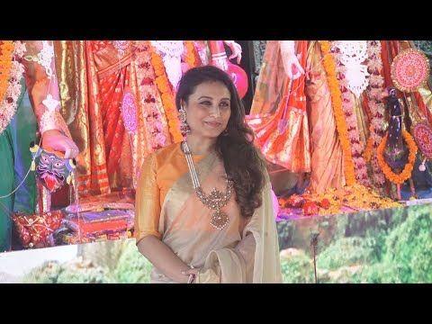 Rani Mukerji ATTENDS Durga Puja 2017 | Navratri 2017 - https://www.pakistantalkshow.com/rani-mukerji-attends-durga-puja-2017-navratri-2017/ - http://img.youtube.com/vi/Hd-hm9E0aDc/0.jpg