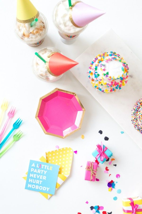 A Little Party Never Hurt Nobody: How To Throw A Mini Party!