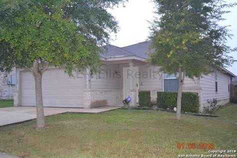 1731 sqft Home For Rent/Lease in  San Antonio, Texas. For Rent/Lease at . 107 Venezia,.