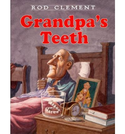 Good book for Questioning ; K-2 Grandpa's fine handmade teeth are gone from his bedside table. Grandpa suspects everyone who doesn't smile widely enough to prove their teeth are their own. Full color.