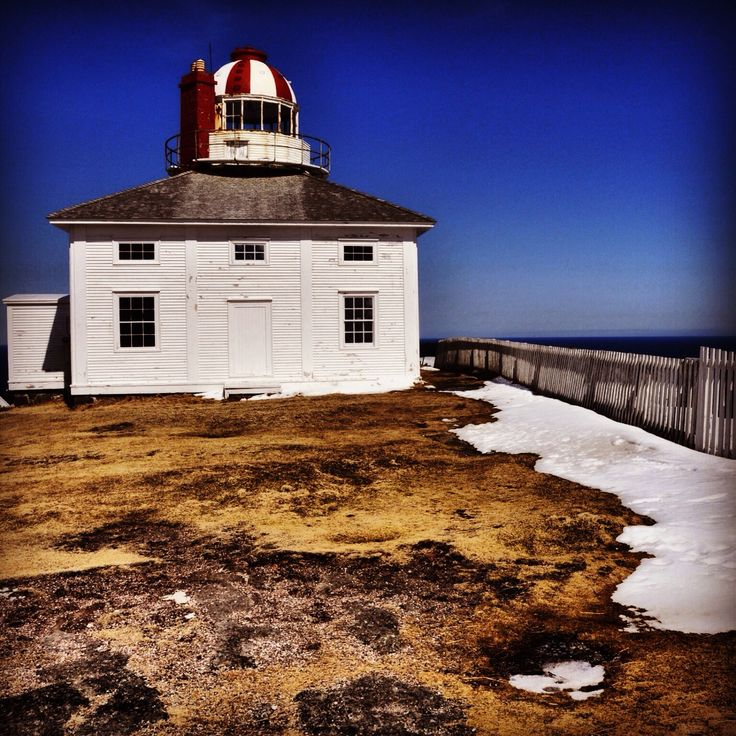 Lighthouse - NL, Canada