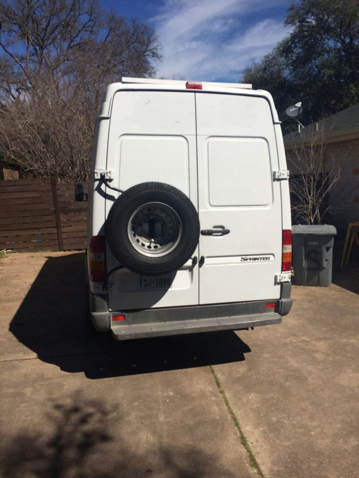 Image result for mounting water under sprinter rv