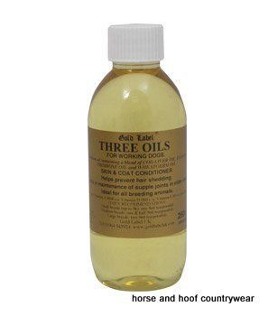 Gold Label Three Oils A scientifically balanced nutrient blend of three important natural oils - cod liver oil evening primrose oil and wheatgerm oil.