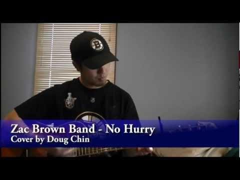 No Hurry (Originally Performed By Zac Brown Band) [Karaoke ...