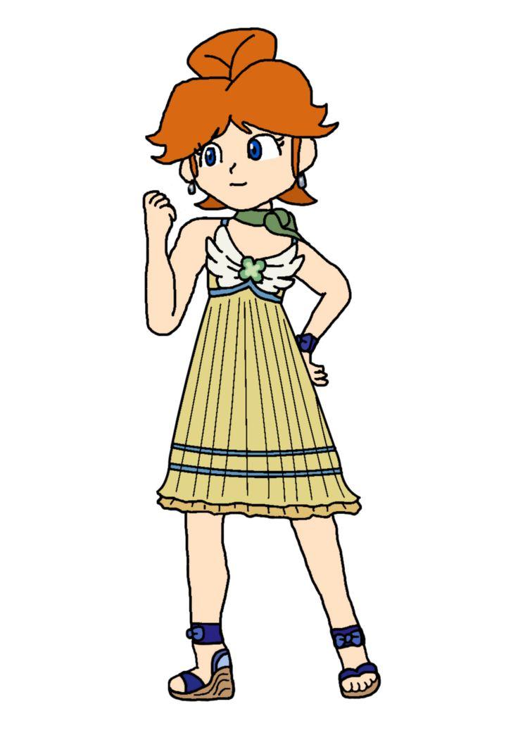 Daisy - Alita Tiala by KatLime