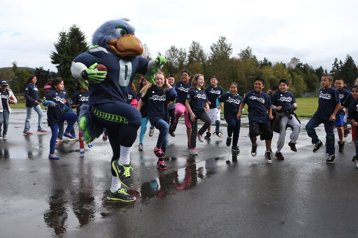 Play 60 Tuesday at Honey Dew Elementary ---  Enter your kid's King County school for a Play 60 Tuesday with the Seahawks! http://shwks.com/tuesday