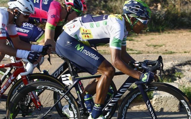 Tour de Catalogne: victoire finale du Colombien Nairo Quintana -                  Le Colombien Nairo Quintana (Movistar) a remporté dimanche la 96e édition du Tour de Catalogne cycliste (WorldTour). La 7e et dernière étape de 136,4 km qui s'achevait par huit tours d'un circuit tracé autour de la colline de Montjuich à Barcelone n'a pas permis à ses adversaires de refaire leur retard.  http://si.rosselcdn.net/s